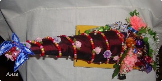 Долго любовалась рогами изобилия, созданными мастерицами Страны, и когда мне понадобился подарок для подруги- решила, что это будет самое то! фото 4