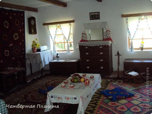 Главным мероприятием в Усть-Каменогорске стало посещение музейного комплекса.Он представляет собой множество инсталяций и реконструкций быта разных национальностей в Казахстане в 18-начале 20 вв. фото 26
