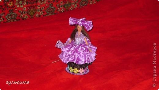 Кукла шкатулка фото 4