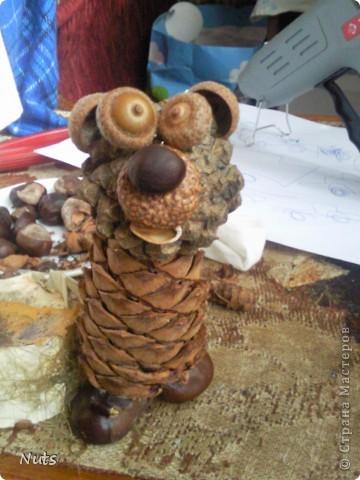 """Миша слушает, кто это говорит:""""Высоко сижу, далеко гляжу, не садись на пенек, не ешь пирожок!"""" фото 2"""