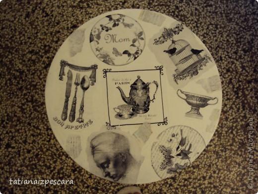 верх столика-столешница фото 1