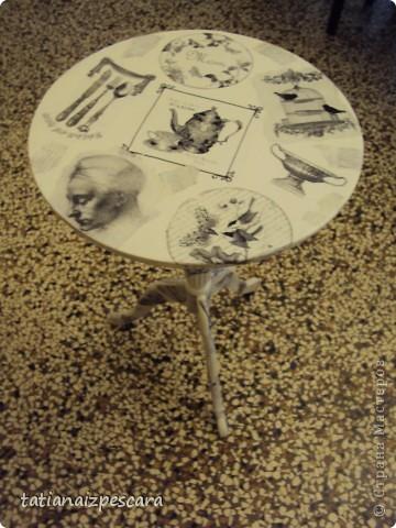 верх столика-столешница фото 3