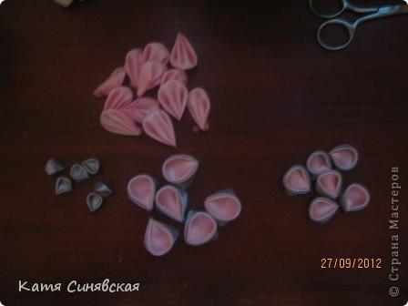 Мои новые повязочки,сделаны на заказ для маленькой девочки. фото 5