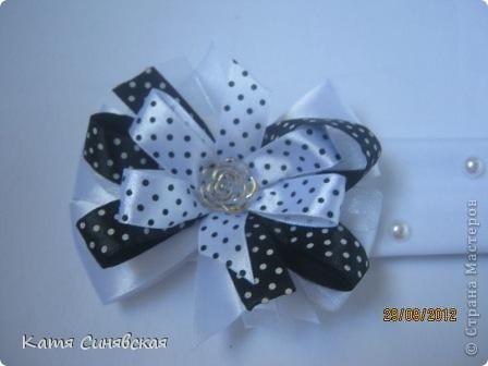 Мои новые повязочки,сделаны на заказ для маленькой девочки. фото 4