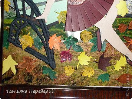 Здравствуйте, дорогие жители СМ!!!  Люблю я осень за тихую печаль, за серебряные нити бабьего лета, за разноцветные листья, шуршащие  под ногами......... фото 5