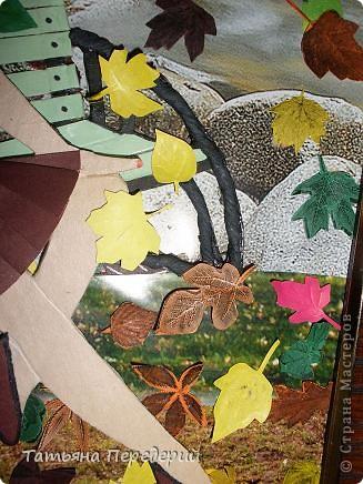 Здравствуйте, дорогие жители СМ!!!  Люблю я осень за тихую печаль, за серебряные нити бабьего лета, за разноцветные листья, шуршащие  под ногами......... фото 6