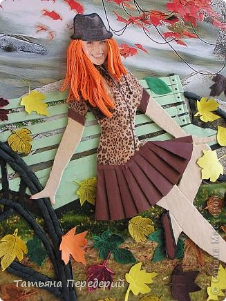 Здравствуйте, дорогие жители СМ!!!  Люблю я осень за тихую печаль, за серебряные нити бабьего лета, за разноцветные листья, шуршащие  под ногами......... фото 3