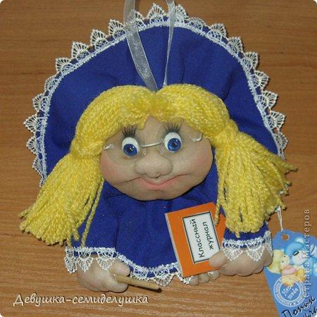 """Кукла """"Моряк (№2)"""" Сделана под заказ фото 2"""