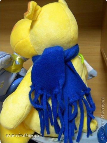 Предлагаю Вашему вниманию мастер-класс по изготовлению оригинального подарка из памперсов для мальчика. фото 33