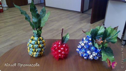 Вот такие фрукты получит преподаватель в подарок на день учителя. фото 1