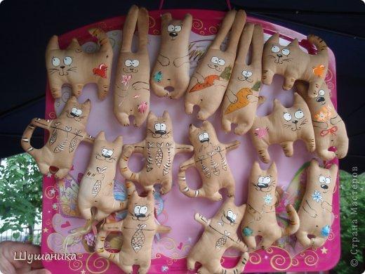 Вот такие мишки у меня получились. Косолапые, застенчивые, добрые-добрые. фото 4