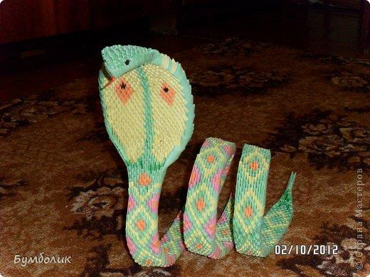 моя змеюшка-повторюшка :)