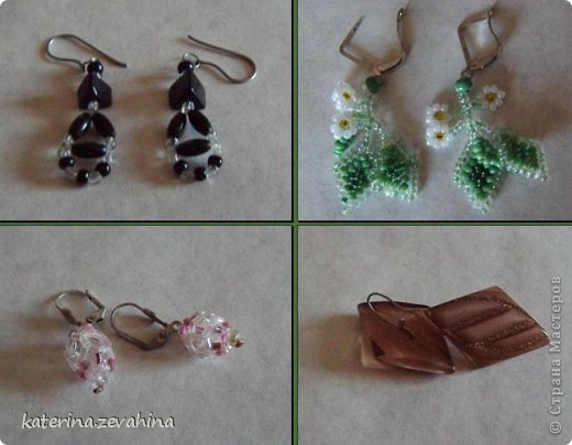 Стараюсь делать их к разной одежде в цвет. фото 1