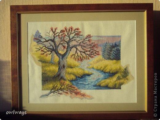 """""""Осенний пейзаж"""" фото 1"""