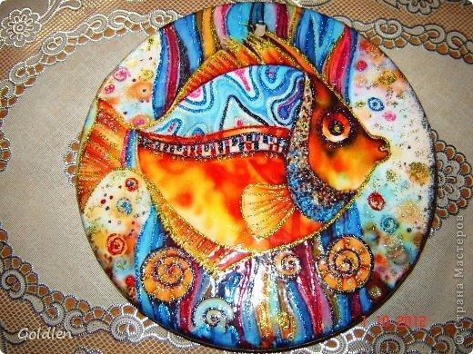 Золотая рыбка для исполнения желаний! фото 1