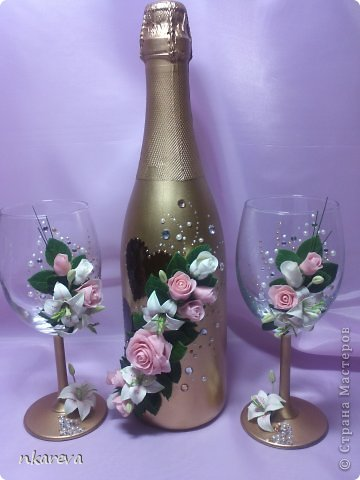 Свадебный набор Анастасия фото 2