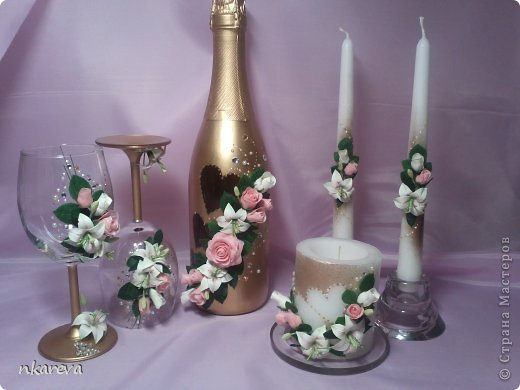 Свадебный набор Анастасия фото 1