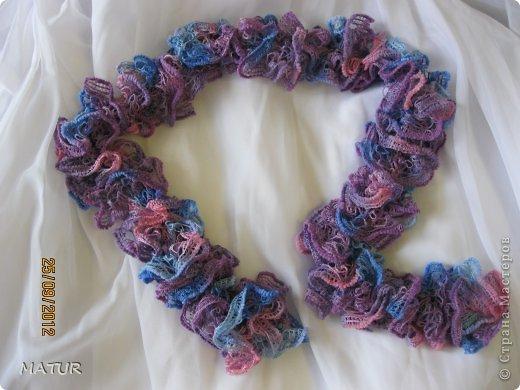 Модные шарфики фото 3