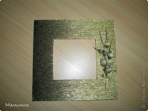 Поделка изделие Моделирование конструирование Настенное украшение Бумага гофрированная фото 3