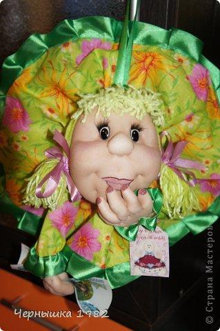 Здравствуйте дорогие мастерицы! Ну вот и я могу показать своих кукол, которые были сшиты в подарок по осенней игре замечательным людям. Имени пока у них нет, но новые хозяйки обязательно им дадут.  фото 2