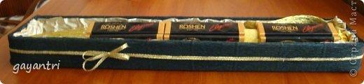 Вот и у меня тоже ручки к празднику. Две двухцветные и одна черная. фото 4