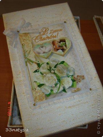 подарочек на свадьбу  фото 2
