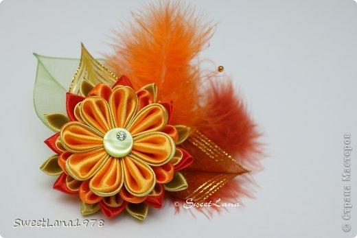 Комплект для маленькой модницы: ободок+браслетик. фото 7