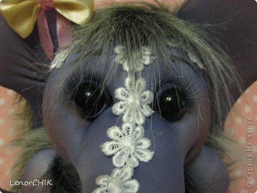 Всем приветики! Заказала мне одна дама слона для дочки 2-х лет. Как в мульте *По дороге с облаками*. Я долго думала КАК воплотить эту идею.  фото 1