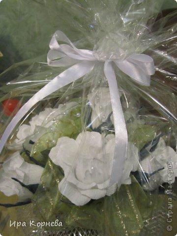 Такой сладкий букет мы с сыном подарили учительнице английского на 8 марта в 2011 году фото 6