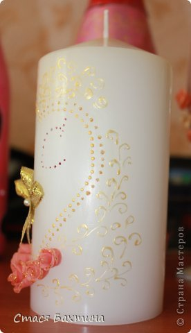вот такой вот набор получился у меня на свадьбу моих друзей....делалось от души и со всем сердцем ))) фото 5