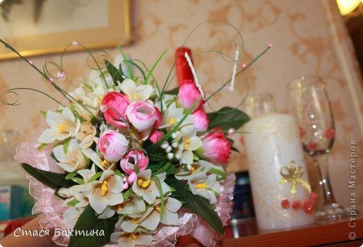 вот такой вот набор получился у меня на свадьбу моих друзей....делалось от души и со всем сердцем ))) фото 10