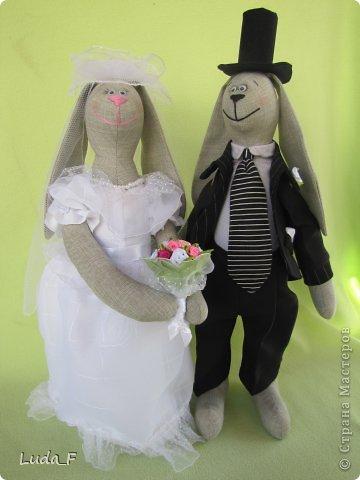 Замечательный подарок к свадьбе фото 1