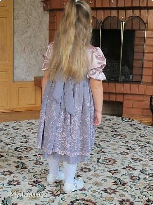 """Хоть в графе """"событие"""" я и поставила """"не определено"""", но нарядные платья нам понадобились на Всемирный день Музыки. Вот!)) фото 2"""