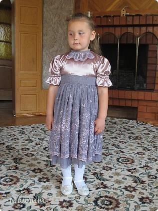 """Хоть в графе """"событие"""" я и поставила """"не определено"""", но нарядные платья нам понадобились на Всемирный день Музыки. Вот!)) фото 1"""