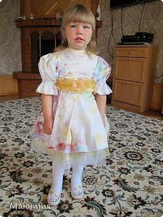 """Хоть в графе """"событие"""" я и поставила """"не определено"""", но нарядные платья нам понадобились на Всемирный день Музыки. Вот!)) фото 6"""
