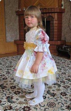 """Хоть в графе """"событие"""" я и поставила """"не определено"""", но нарядные платья нам понадобились на Всемирный день Музыки. Вот!)) фото 8"""