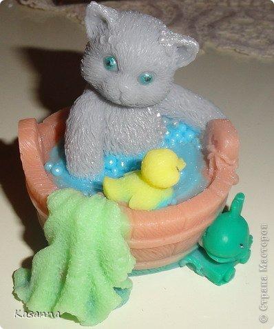 """Мишка в коляске. Из мыльной основы, с миндальным маслом, америк. отдушка """"Обезьянья радость""""))  фото 54"""