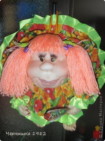 Здравствуйте дорогие мастерицы! Ну вот и я могу показать своих кукол, которые были сшиты в подарок по осенней игре замечательным людям. Имени пока у них нет, но новые хозяйки обязательно им дадут.  фото 4