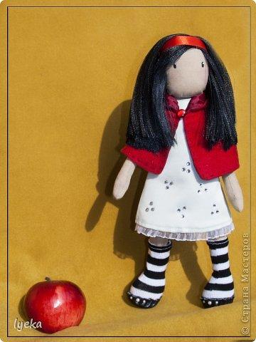 Яблочная куколка фото 1