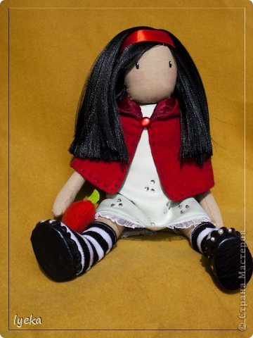 Яблочная куколка фото 2