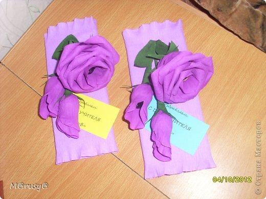 Всем здрассттииии!!!!!!!!!!!!!!!!!!! Вот такие подарки я сделала нашим учителям предметникам. Три дня не покладая ручек. И зачем спрашивается я согласилась войти в род.комитет)))))))))))))))) фото 2