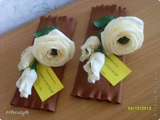Всем здрассттииии!!!!!!!!!!!!!!!!!!! Вот такие подарки я сделала нашим учителям предметникам. Три дня не покладая ручек. И зачем спрашивается я согласилась войти в род.комитет)))))))))))))))) фото 3