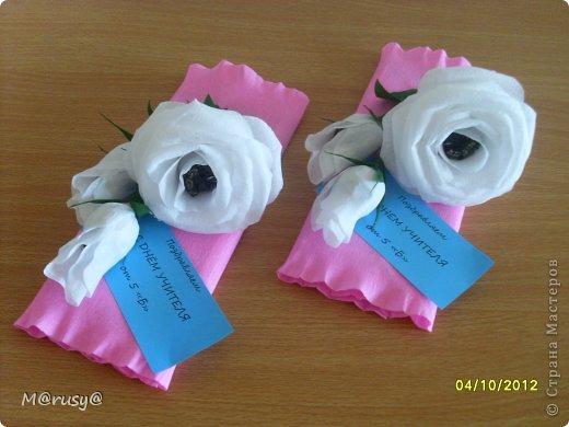 Всем здрассттииии!!!!!!!!!!!!!!!!!!! Вот такие подарки я сделала нашим учителям предметникам. Три дня не покладая ручек. И зачем спрашивается я согласилась войти в род.комитет)))))))))))))))) фото 6
