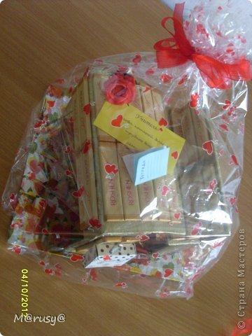 Всем здрассттииии!!!!!!!!!!!!!!!!!!! Вот такие подарки я сделала нашим учителям предметникам. Три дня не покладая ручек. И зачем спрашивается я согласилась войти в род.комитет)))))))))))))))) фото 10