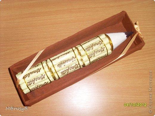 Всем здрассттииии!!!!!!!!!!!!!!!!!!! Вот такие подарки я сделала нашим учителям предметникам. Три дня не покладая ручек. И зачем спрашивается я согласилась войти в род.комитет)))))))))))))))) фото 12