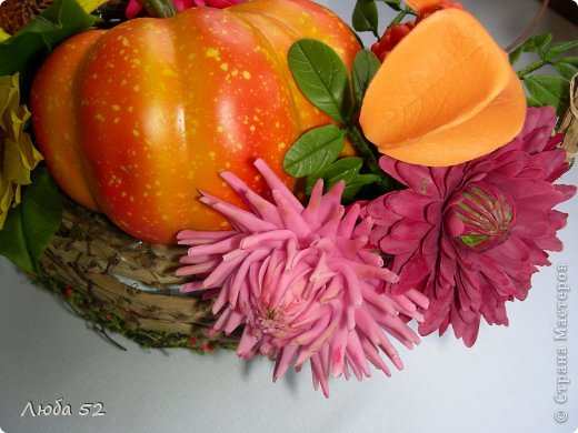 Осень в корзинке! фото 3