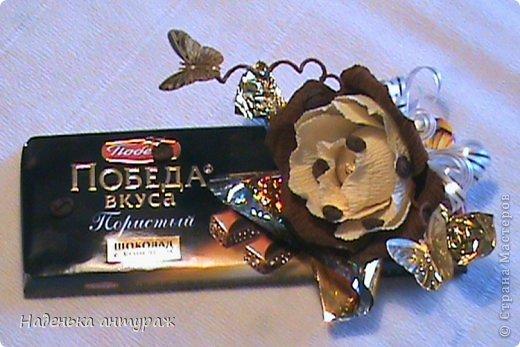 оформленный шоколад фото 1