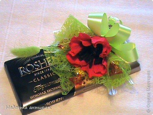 оформленный шоколад фото 3