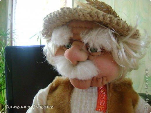 Бабушка из капроновых чулков