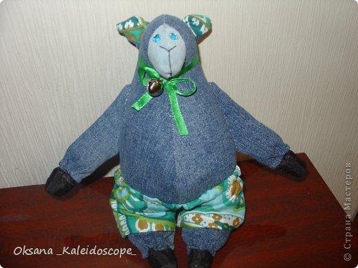 Игрушка овечка  фото 1